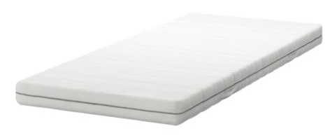 SULTAN FAVANG foam mattress