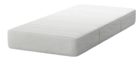 SULTAN FJORDGARD foam mattress