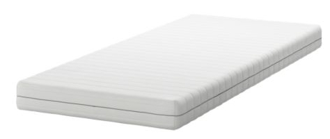 SULTAN FONNES foam mattress